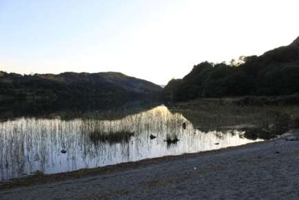 Snowdonia in all its glory at Llyn Gwynant October 2009